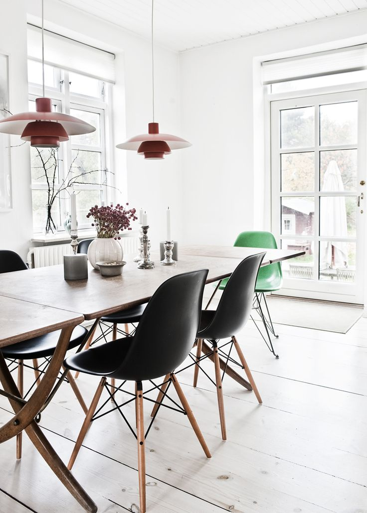 Home design inspiration for your dining room homedesignboard for Dining room design inspiration