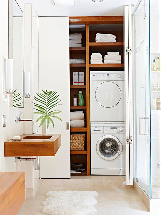 Laundry Home Design Inspiration 1