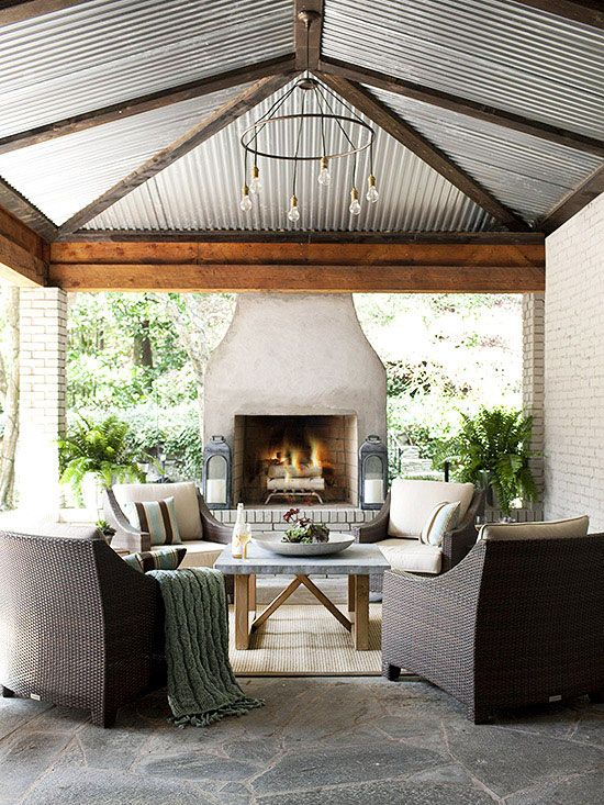 Outdoor Home Design Inspiration 1