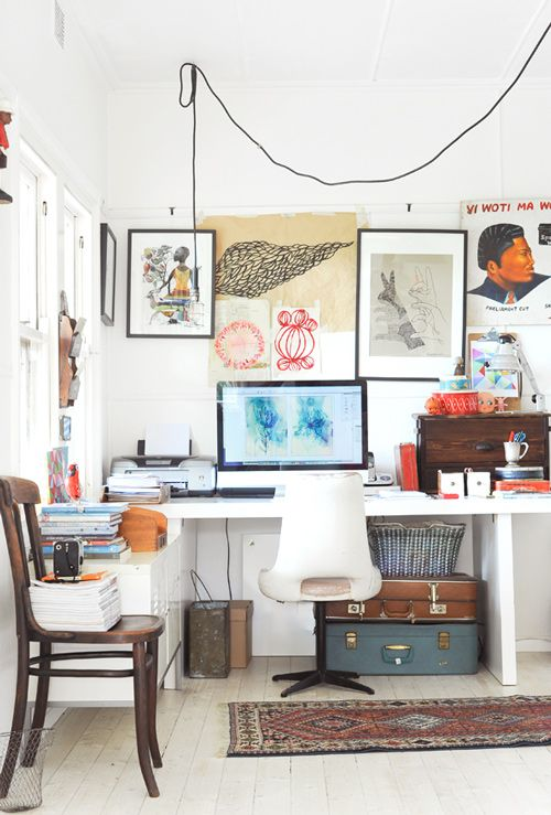 Workspace Home Design Inspiration 2