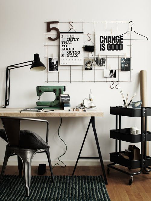 Workspace Home Design Inspiration 6