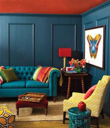 Living Room Home Design Inspiration 34