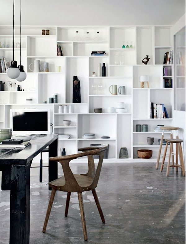 Workspace Home Design Inspiration 22