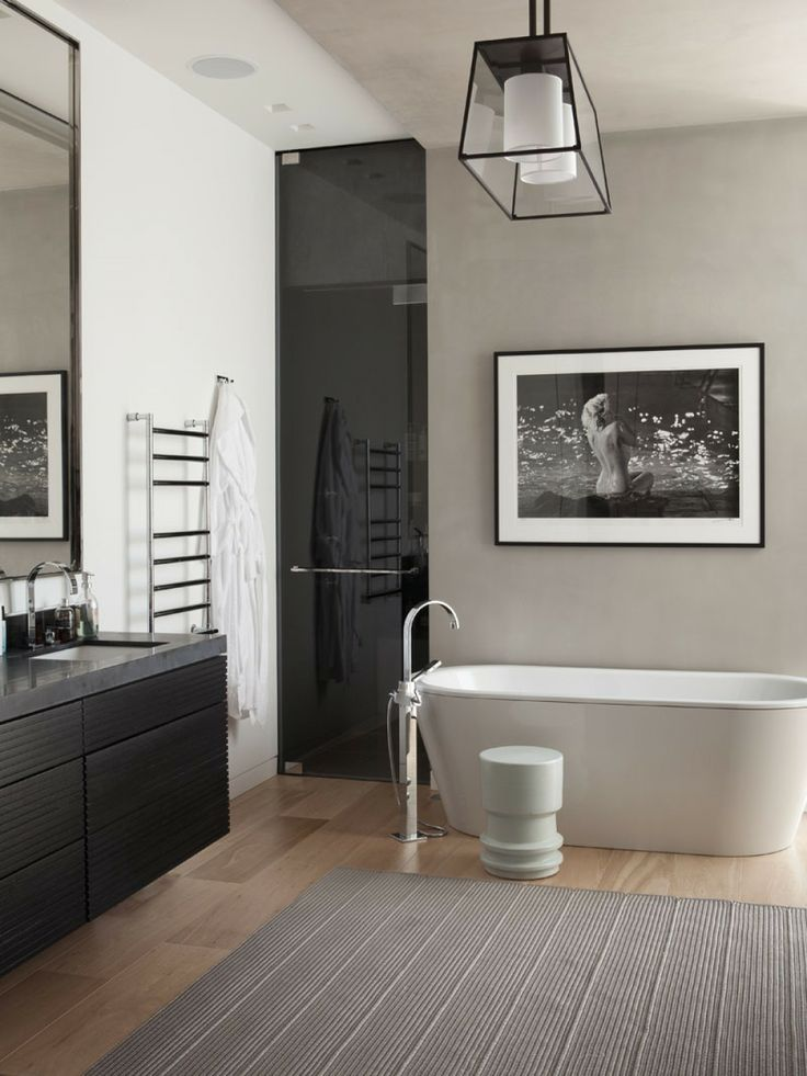 Bathroom Home Design Inspiration - 6