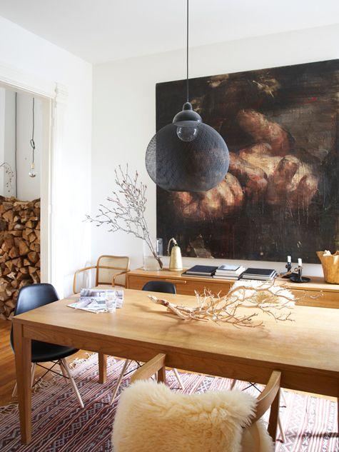 Dining Room Home Design Inspiration - 11