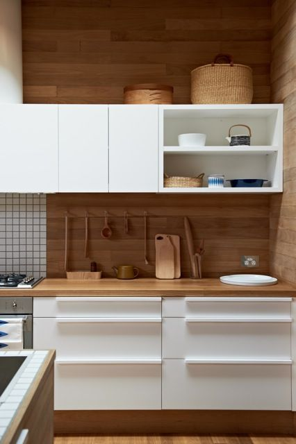 Kitchen Home Design Inspiration - 2