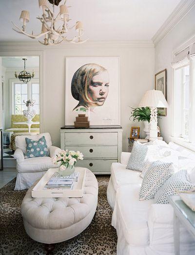 Living Room Home Design Inspiration - 15