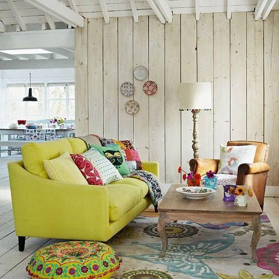 Living Room Home Design Inspiration 23