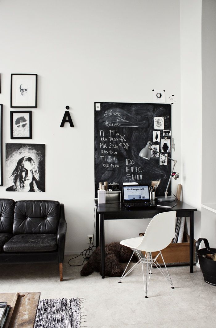 Workspace Home Design Inspiration - 14