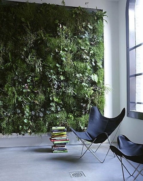 Green Walls 13 Best Ways To Bring The Outside Into Your