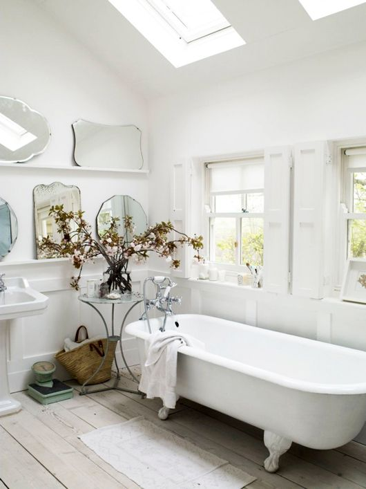Bathroom Home Design Inspiration - 6