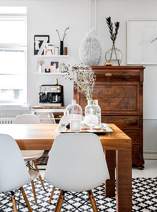 Dining Room Home Design - 20