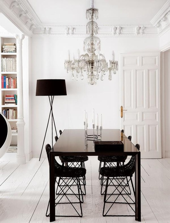 Dining Room Home Design - 7