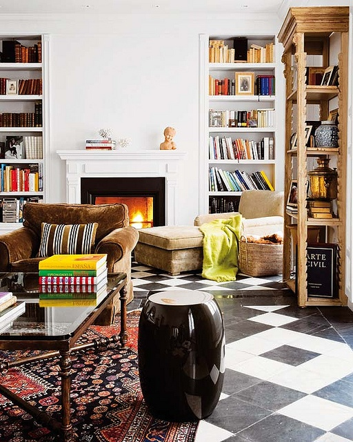 Living Room Home Design - 39