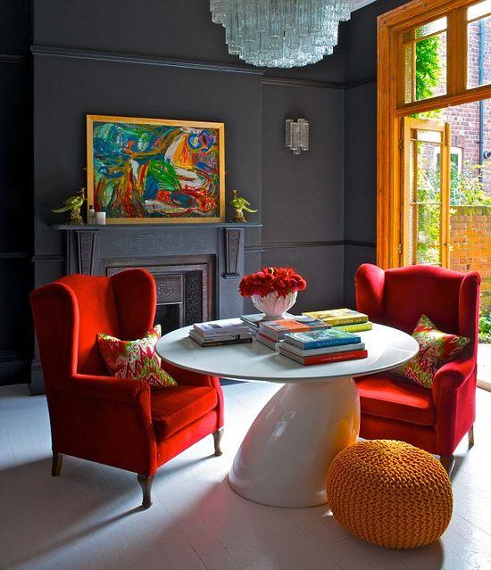 Living Room Home Design Inspiration - 10