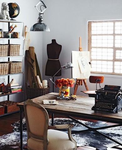 Workspace Home Design Inspiration - 1