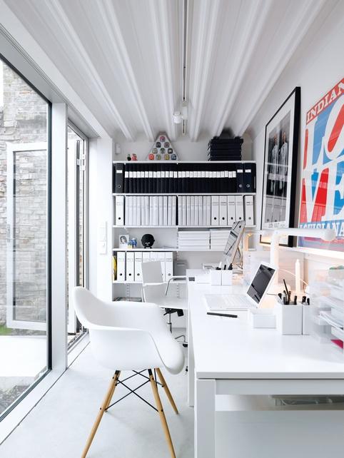 Workspace Home Design Inspiration - 13