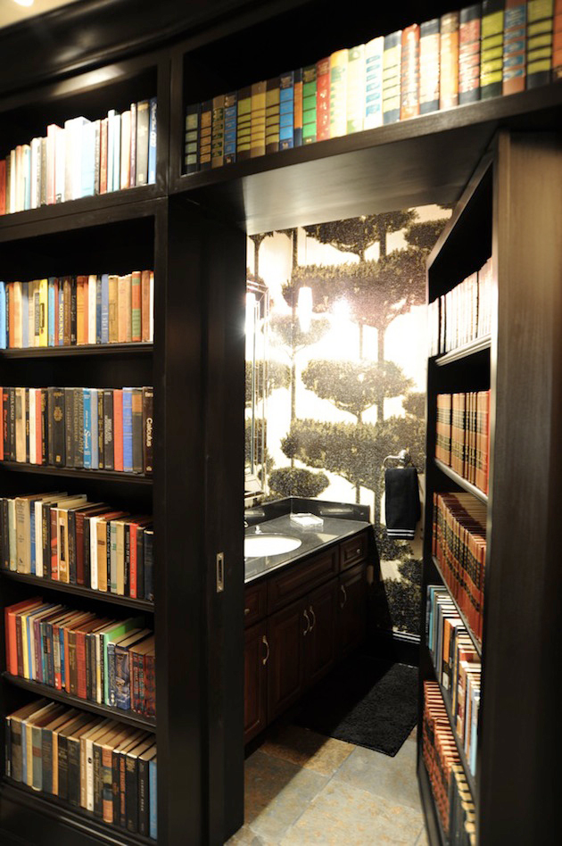Den Library Design Ideas: The Road Not Taken: 14 Amazing Secret Passageways
