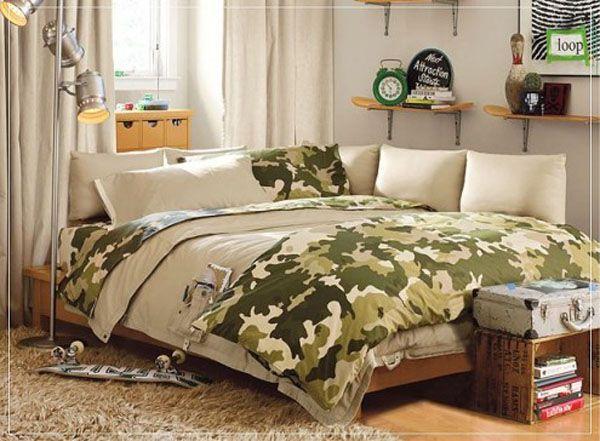 Military Themed Bedroom Design Homedesignboard