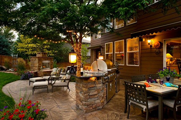 backyard-outdoor-living-built-in-grill-fireplace-stamped-concrete-patio-american-design-landscape_9963