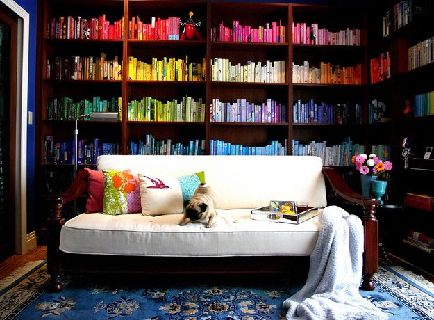 Transform Your Spare Room Into A Library Homedesignboard
