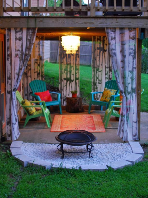 Outdoor patio design inspiration homedesignboard for Outdoor patio inspiration