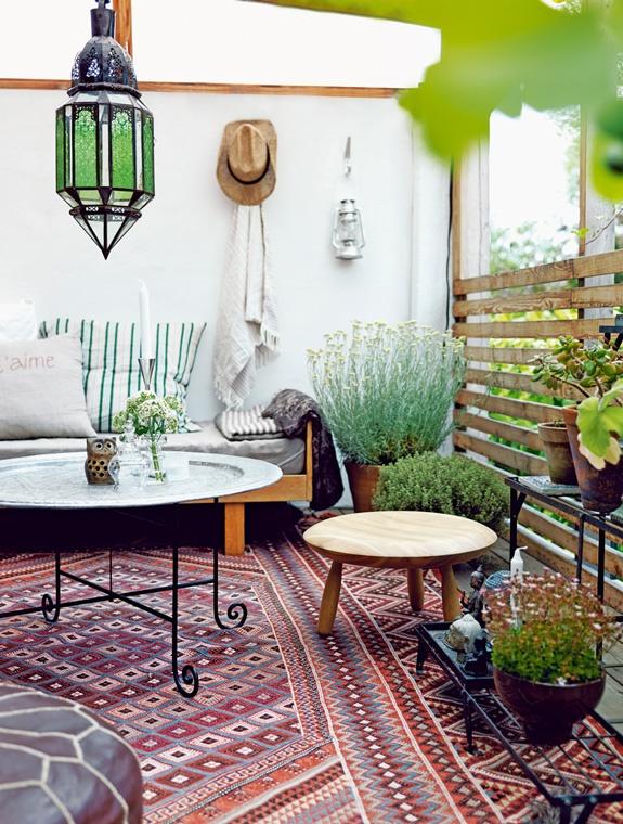 outdoor patio design