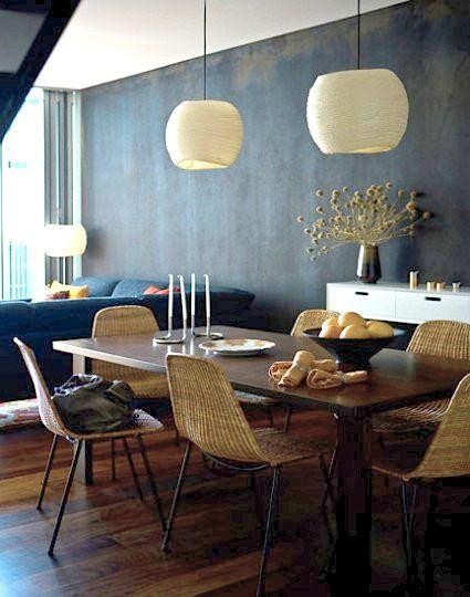 Eclectic vintage scandinavian dining room homedesignboard Scandinavian style dining room