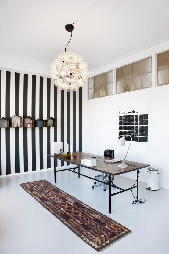 Funky Workspace Design Inspiration