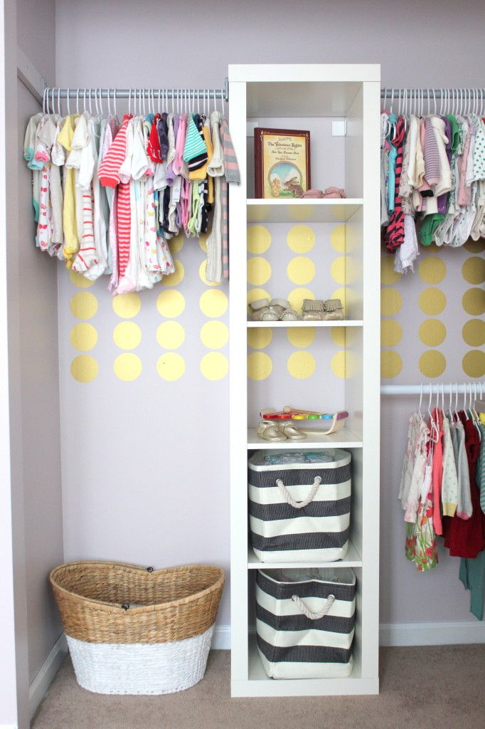 Kids Closet Design Inspiration