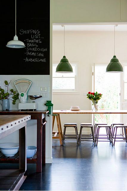 Kitchen and Dining Room Design Inspiration
