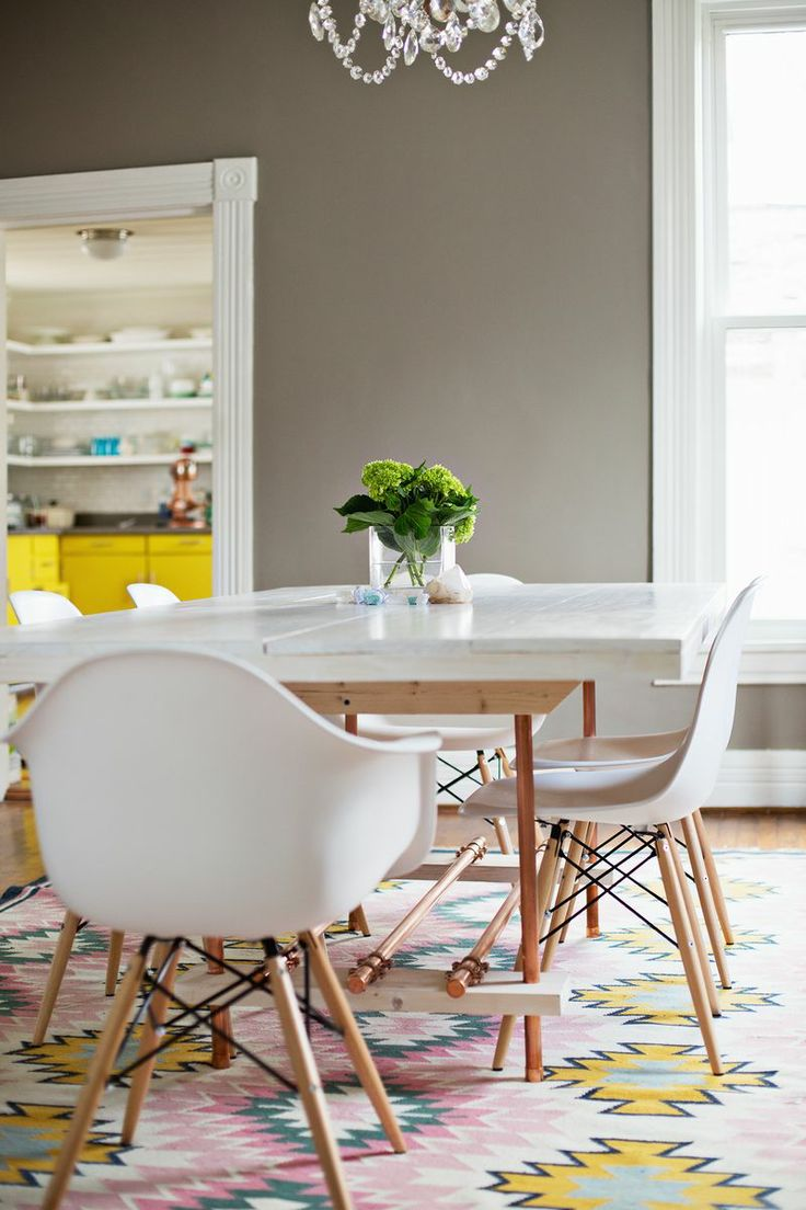light and bright dining room design inspiration homedesignboard light and bright dining room design inspiration