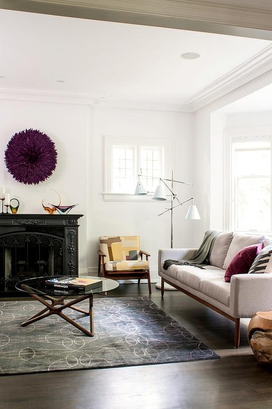 Living Room Home Design - 16