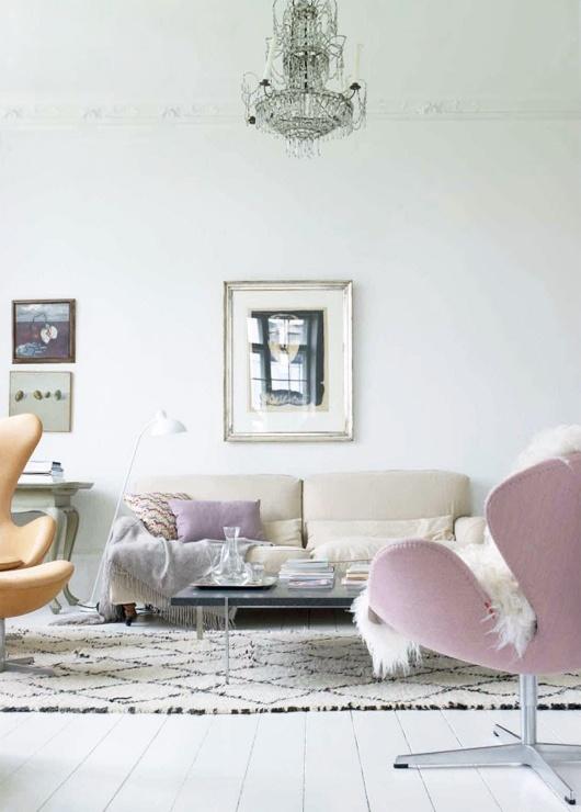 Living Room Home Design - 19