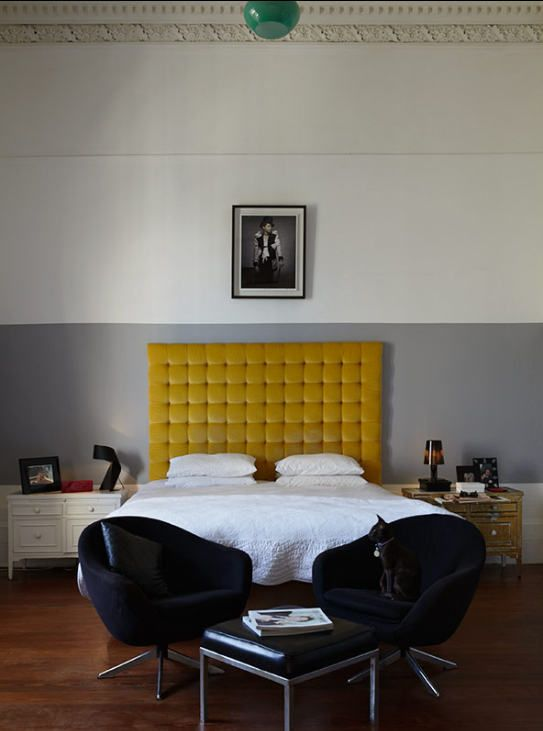 Masculine Bedroom Design Inspiration