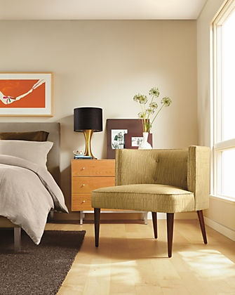Midcentury Modern Bedroom Design