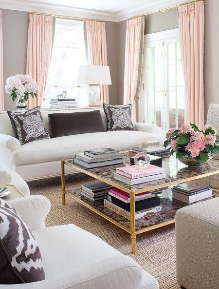 Modern American Living Room | HomeDesignBoard