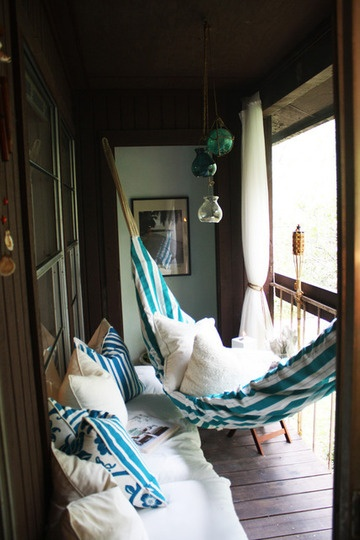 Small Balcony Design Inspiration