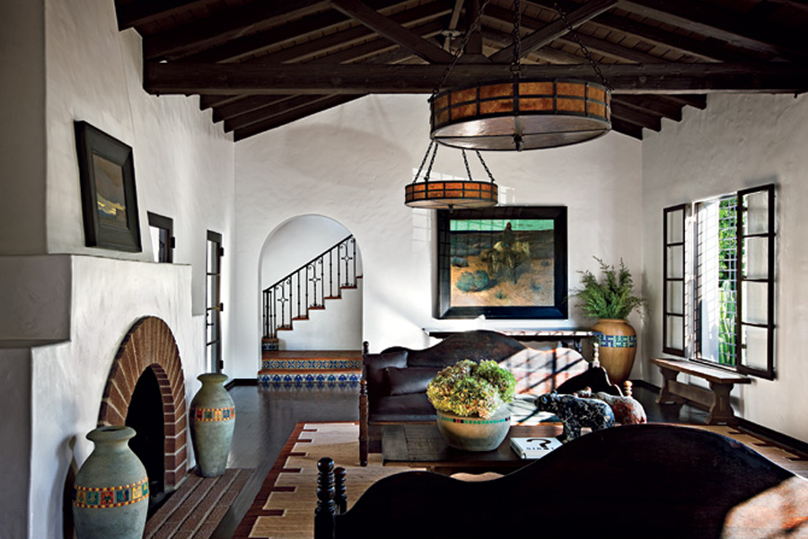 Spanish-Colonial-Living-Room