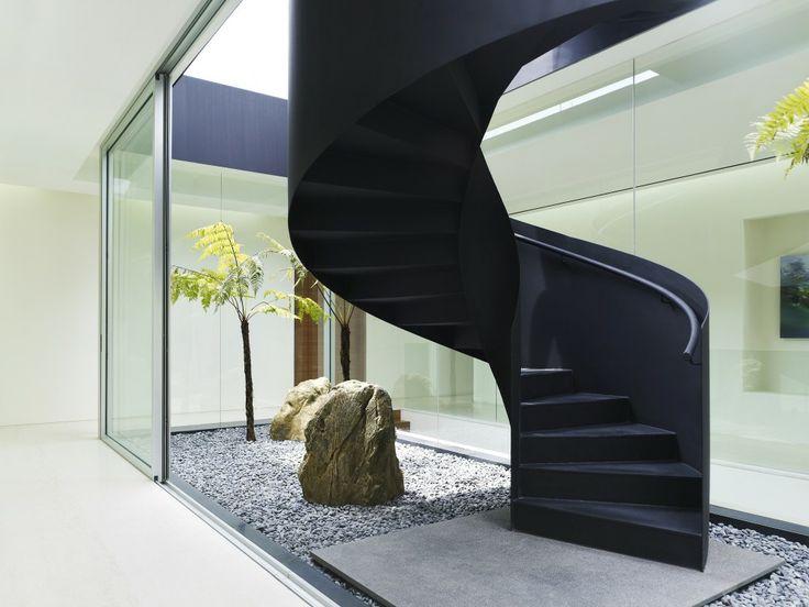 Spiral Staircase Design Inspiration