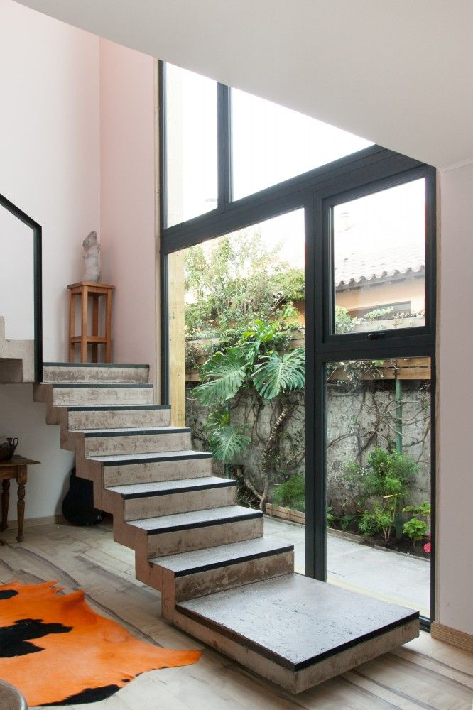 Floating Staircase Design Inspiration