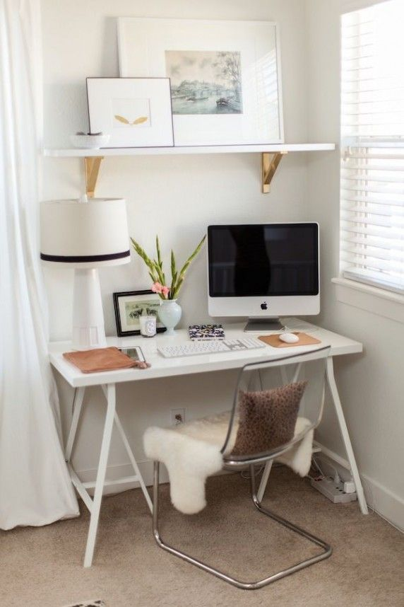 Workspace desk design inspiration
