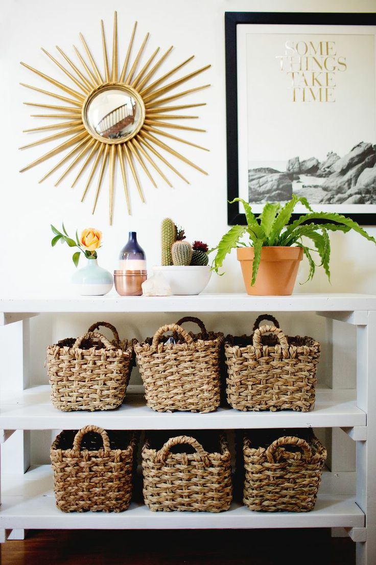 Basket Organization