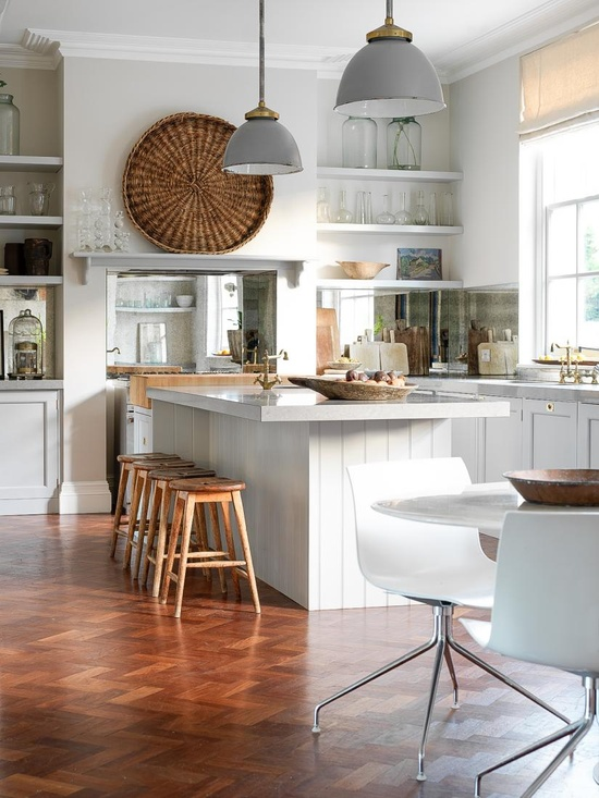 Contemporary Kitchen Look