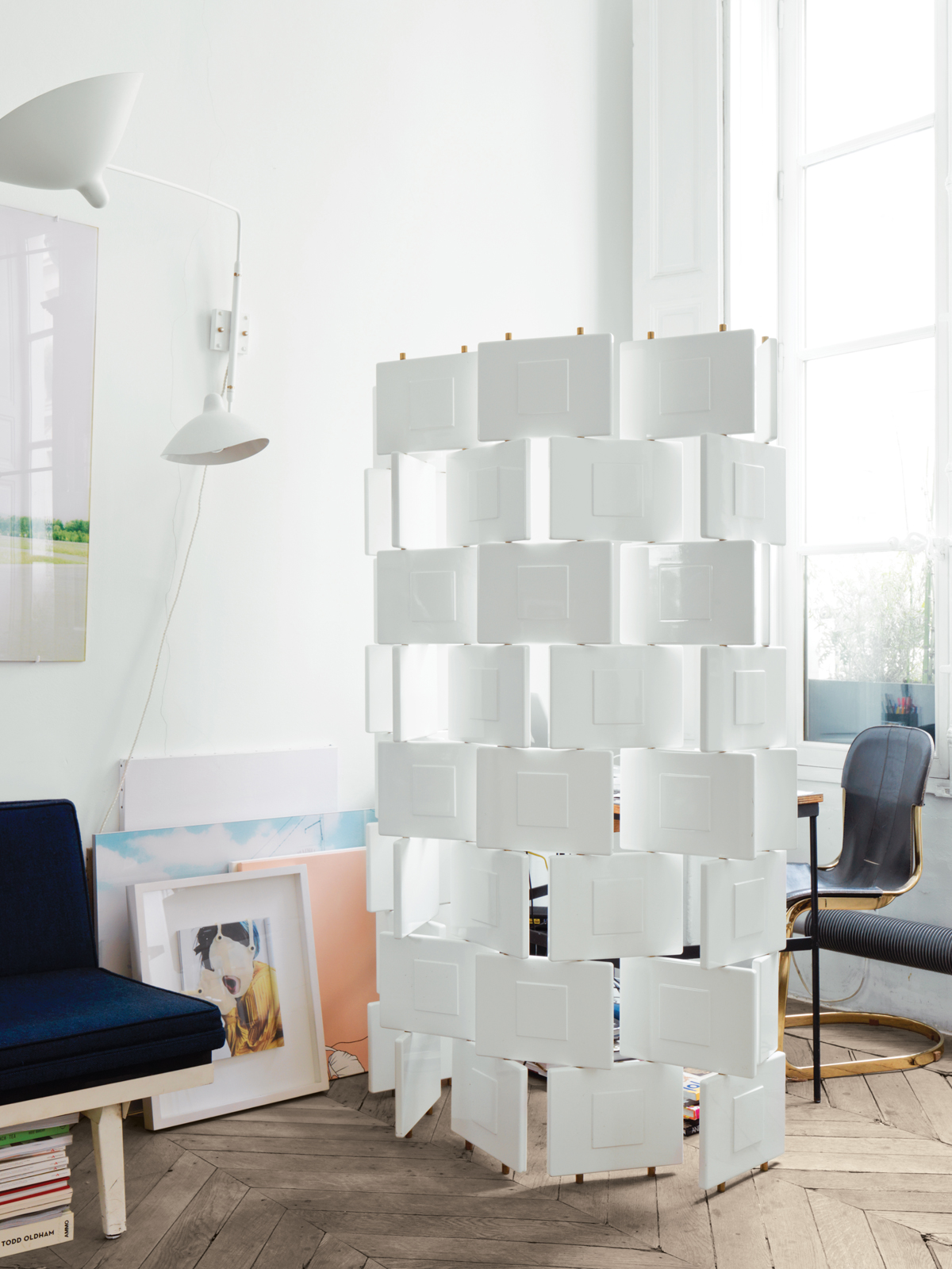 Eileen Gray Inspired Screen-Partition