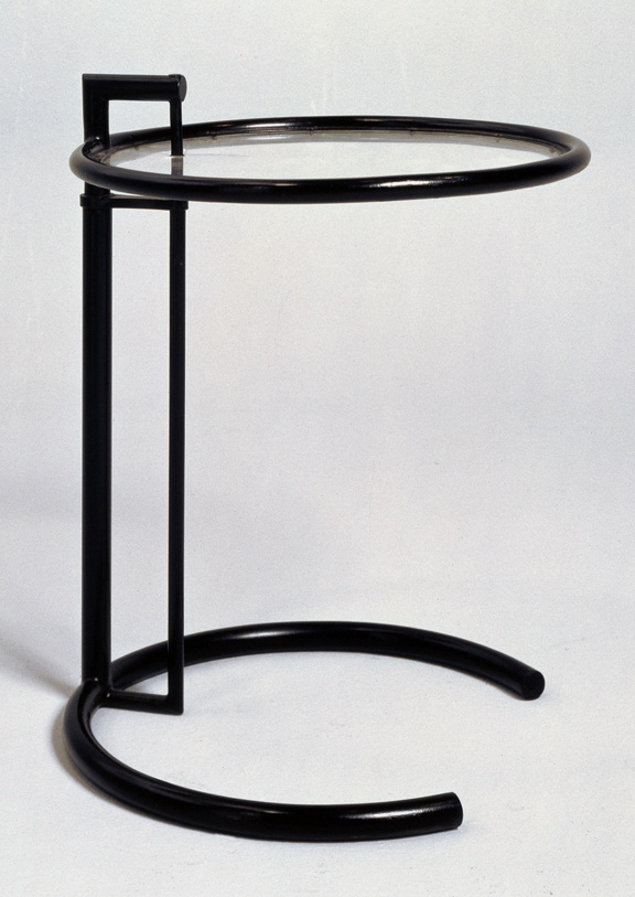Iconic Furniture. Eileen Gray Side Table Iconic Furniture