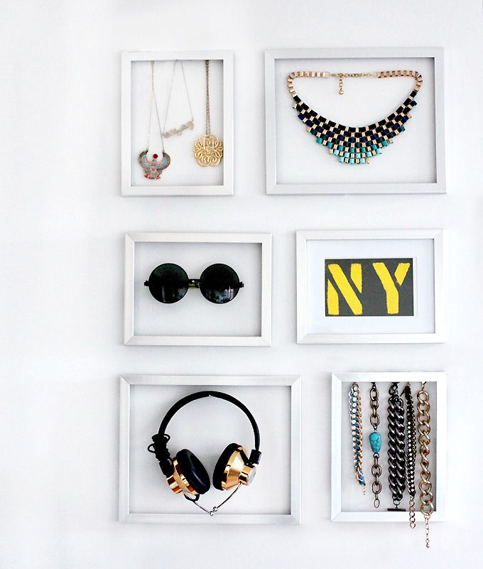 Frame Your Accessories