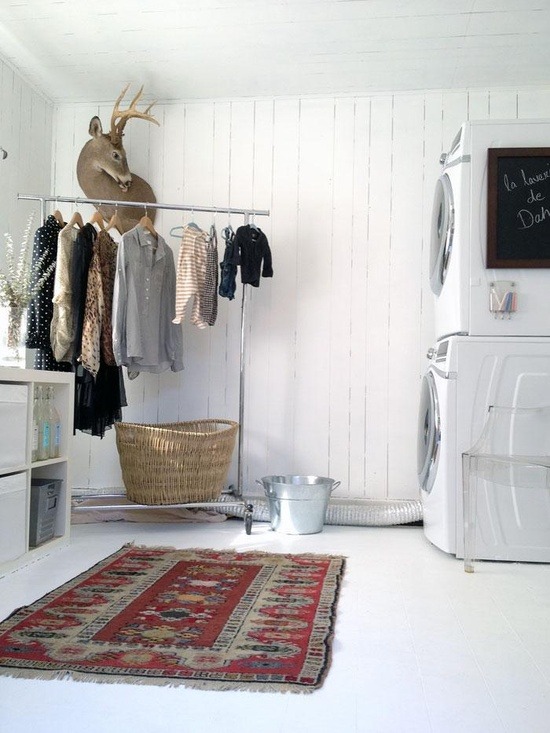 Open Laundry Space