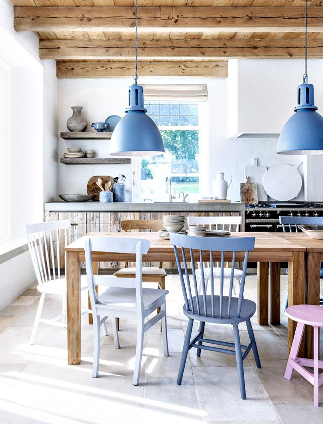 Rustic Kitchen Inspiration