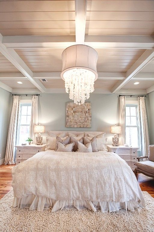 Seaside Bedroom Design
